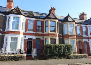 3 bed terraced house for sale in Inverness Place, Roath, Cardiff CF24
