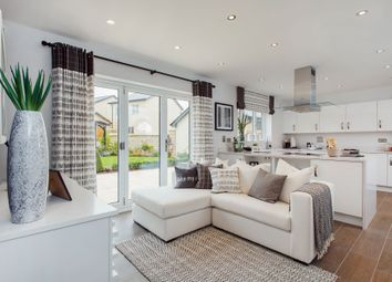 """Thumbnail 5 bed detached house for sale in """"The Milsom"""" at Granville Road, Bath"""