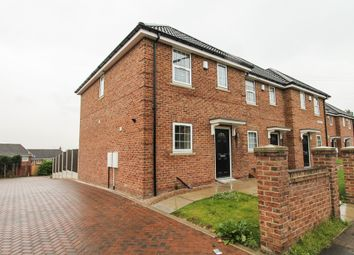 Thumbnail 3 bed town house for sale in The Dards, Cudworth, Barnsley