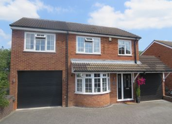 4 bed detached house for sale in Brutus Drive, Coleshill, Birmingham B46