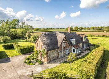 Thumbnail 4 bed detached house for sale in Bagber, Sturminster Newton, Dorset