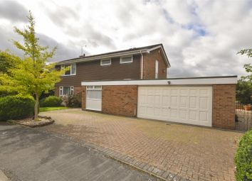 Thumbnail 4 bed detached house for sale in Roseland Close, Keyworth, Nottingham