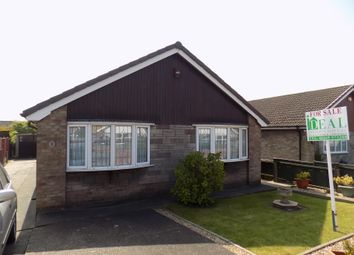 Thumbnail 3 bed detached bungalow for sale in Cedar Drive, Immingham