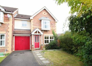 Thumbnail 3 bed semi-detached house to rent in Heather Drive, Thatcham