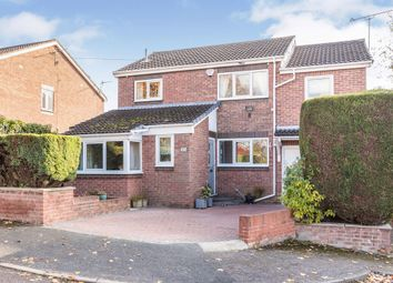 Thumbnail 4 bed detached house for sale in Wenthill Close, Ackworth, Pontefract