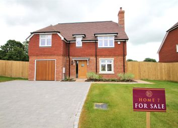 Thumbnail 4 bed detached house to rent in Eden Hall, Stick Hill, Edenbridge