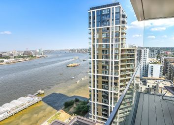 Thumbnail 2 bed flat for sale in Tidemill Square, Greenwich Peninsula SE10, London,