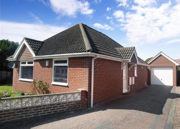Thumbnail 2 bed detached bungalow for sale in Letchworth Close, Ferring, Worthing, West Sussex