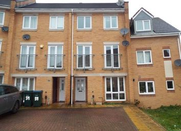 4 bed terraced house for sale in Carroll Crescent, Coventry, West Midlands CV2