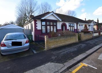 Thumbnail 3 bed semi-detached bungalow for sale in Mayfair Avenue, Chadwell Heath, Romford