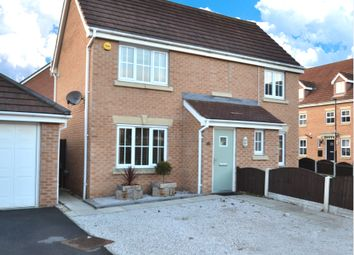 Thumbnail 4 bed detached house for sale in Sargeson Road, Armthorpe, Doncaster