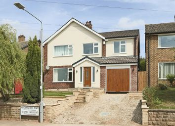 Thumbnail 4 bed detached house for sale in Walsingham Road, Woodthorpe, Nottingham