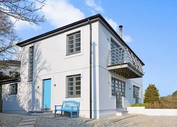 Thumbnail 4 bed detached house for sale in Foxhole Lane, Gorran Haven, St. Austell