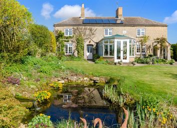 Thumbnail Detached house for sale in Byards Leap, Cranwell, Sleaford