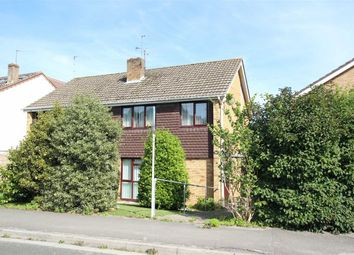 Thumbnail 3 bed semi-detached house for sale in Wetlands Lane, Portishead, North Somerset