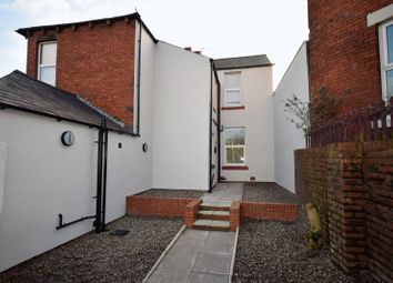 Thumbnail 2 bedroom flat to rent in Newtown Road, Carlisle