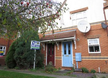Thumbnail 2 bed terraced house for sale in Patriot Close, Spalding