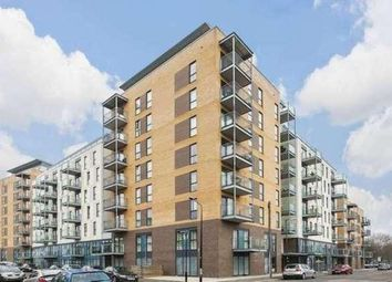 Thumbnail 2 bed flat to rent in Jude Street, St Luck Square, Canning Town, London