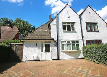 Thumbnail 4 bed semi-detached house for sale in Park Lane, Edmonton, London