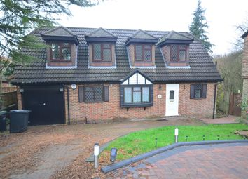 Thumbnail 4 bed detached house to rent in Sheraton Court, Walderslade, Chatham