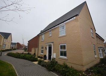 Thumbnail 3 bed end terrace house for sale in Southminster, Essex, Uk