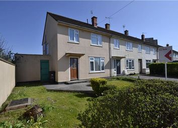 Thumbnail 3 bedroom end terrace house for sale in Peverell Drive, Bristol