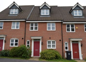 Thumbnail 4 bedroom town house to rent in Thornborough Way, Hamilton, Leicester