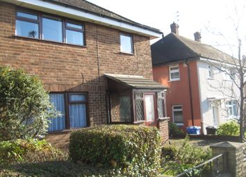 Thumbnail 3 bed semi-detached house to rent in Seymour Close, Kingsway