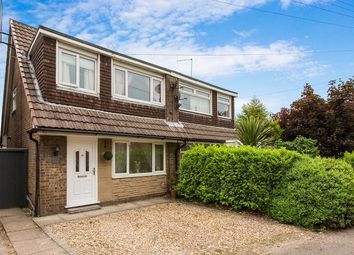 Thumbnail 3 bed semi-detached house for sale in Moss Lane, Macclesfield