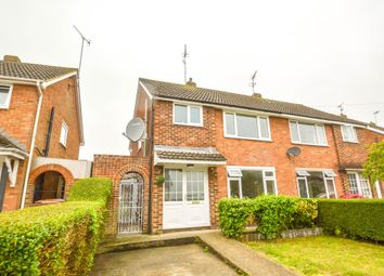 Thumbnail 3 bed semi-detached house to rent in Downs Crescent, Haverhill
