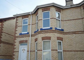 Thumbnail 2 bed semi-detached house to rent in King Street, Newton Abbot