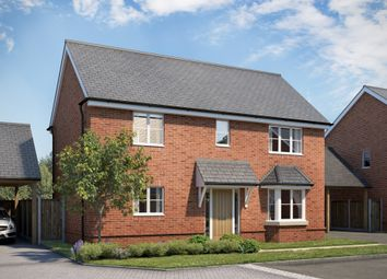 Thumbnail 3 bed detached house for sale in Bailey Close, Pewsey