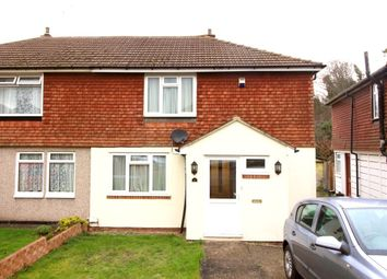 Thumbnail 3 bed semi-detached house to rent in Maxwell Gardens, Orpington