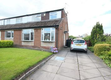 Thumbnail 4 bed semi-detached house for sale in Greenbank Drive, Smithybridge, Rochdale