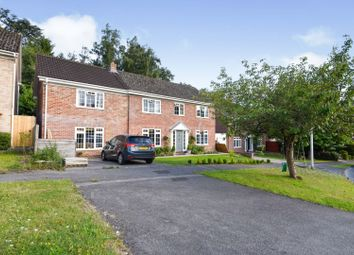 Thumbnail Detached house for sale in Conifer Crest, Newbury