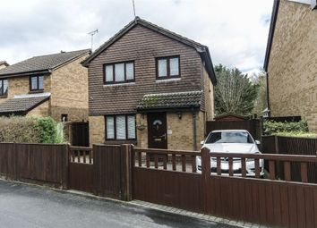 Thumbnail 4 bed detached house for sale in Duddon Close, West End, Southampton, Hampshire