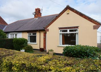 Thumbnail 2 bed semi-detached bungalow to rent in Loscoe - Denby Lane, Heanor
