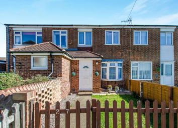 Thumbnail 3 bed terraced house for sale in Fry Close, Rochester, Kent, England