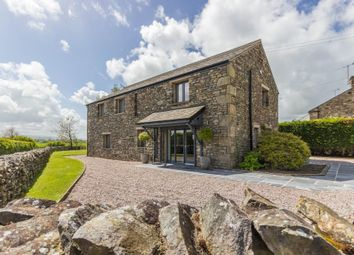 Thumbnail 4 bed barn conversion for sale in Mole End Barn, Burrow, Nr Kirkby Lonsdale
