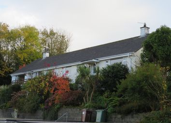 Thumbnail 3 bed semi-detached bungalow for sale in Garth Road, Newlyn, Penzance