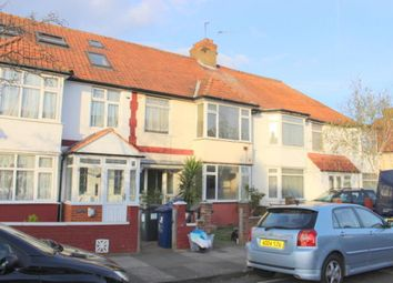 Thumbnail 3 bed terraced house to rent in Sudbury Heights Avenue, Greenford, Middlesex