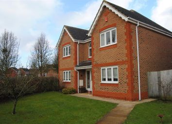 Thumbnail 4 bedroom detached house for sale in Bryant Road, Taw Hill, Swindon