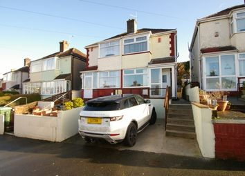 Thumbnail 2 bed semi-detached house to rent in Ferrers Road, St. Budeaux, Plymouth