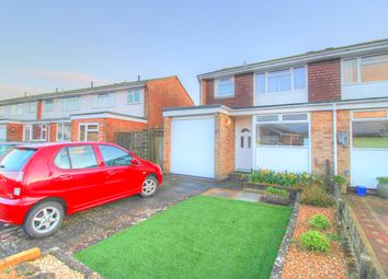 Thumbnail 3 bed terraced house for sale in Jervis Avenue, Eastbourne