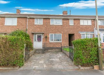 Thumbnail 3 bed terraced house for sale in Bankside, Leicester
