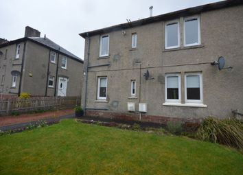 Thumbnail 2 bed flat for sale in Park Crescent, Strathaven