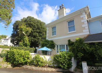 Thumbnail 3 bedroom end terrace house to rent in Asheldon Road, Torquay