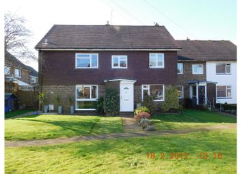 Thumbnail 3 bed terraced house for sale in Rectory Close, Lewes