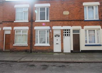 Thumbnail 2 bedroom terraced house to rent in Sheridan Street, Leicester