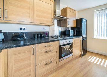 Thumbnail 2 bed flat to rent in Barrow Court, Barrow Street, St. Helens, Merseyside